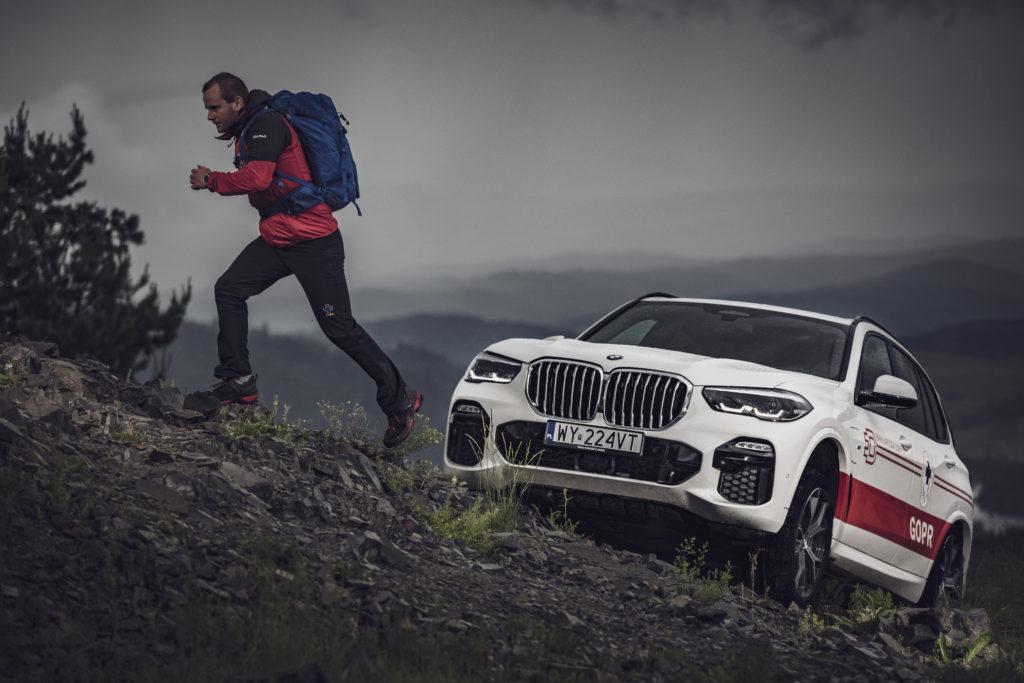 BMW X5 GOPR (fot. BMW)