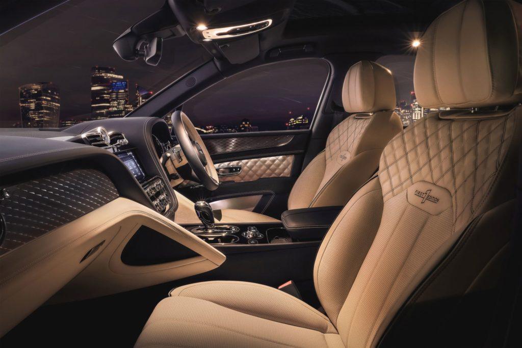 Bentley Bentayga Hybrid (fot. Bentley)
