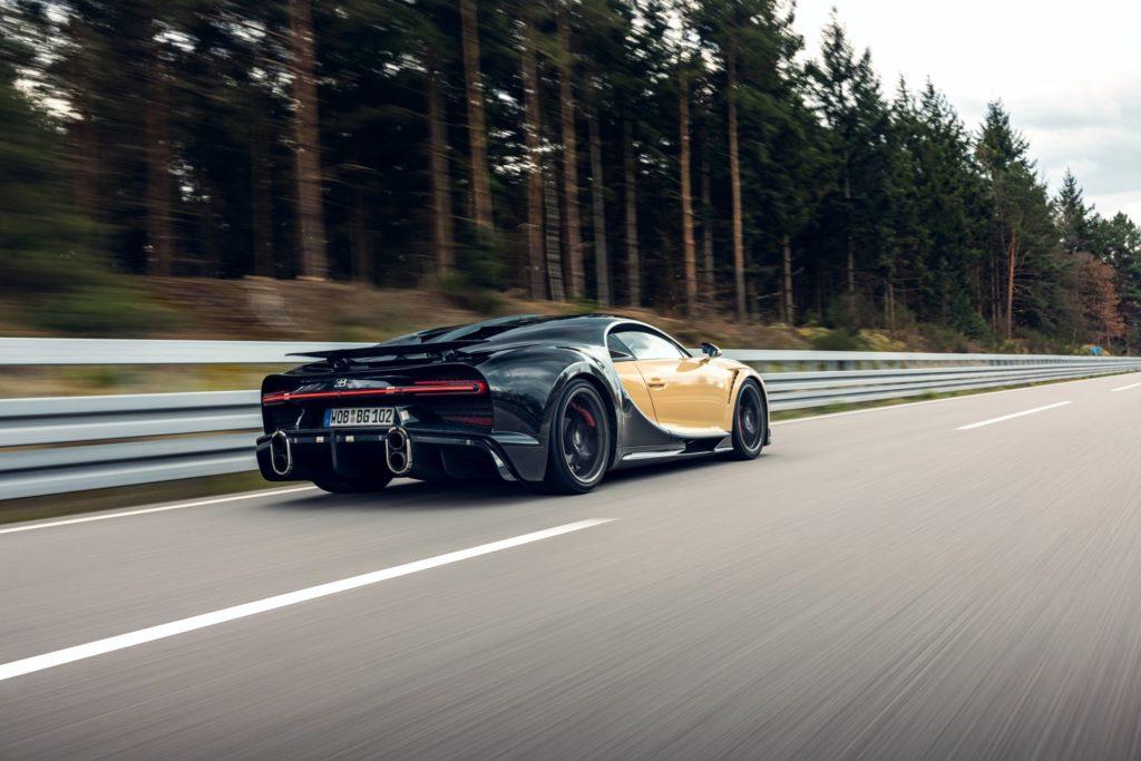 Bugatti Chiron Super Sport (fot. Bugatti)