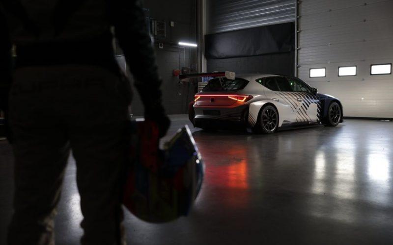 CUPRA E-RACER ETCR (fot. Cupra)