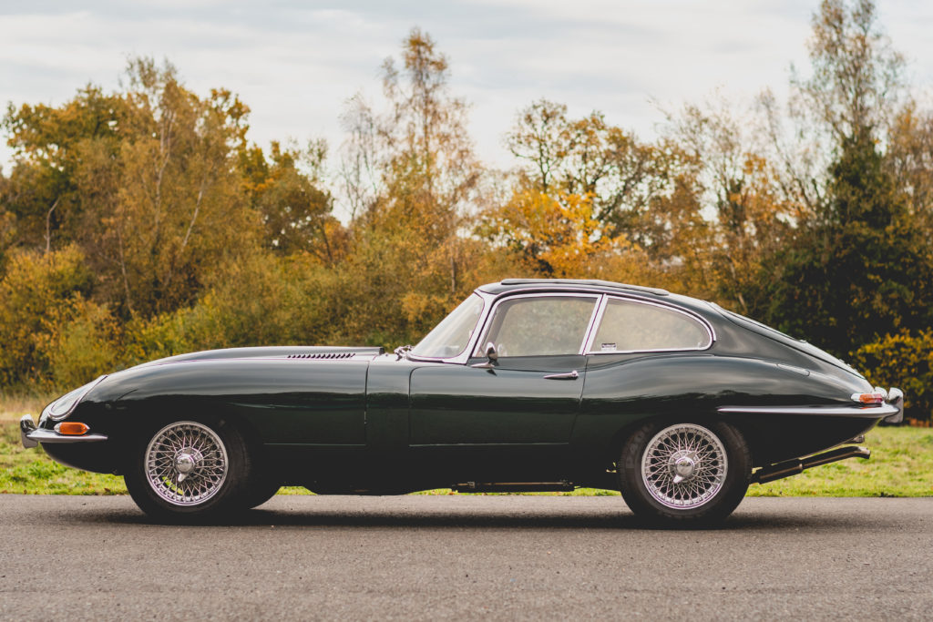 zakup Jaguara E-type