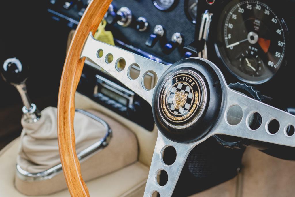 skrzynia biegów Jaguar E-Type