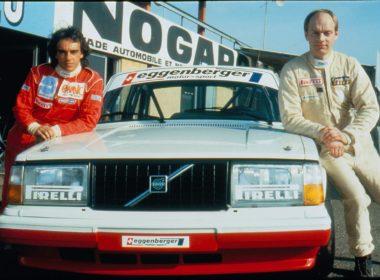 Latająca cegła: Volvo 240 Turbo (fot. Volvo)