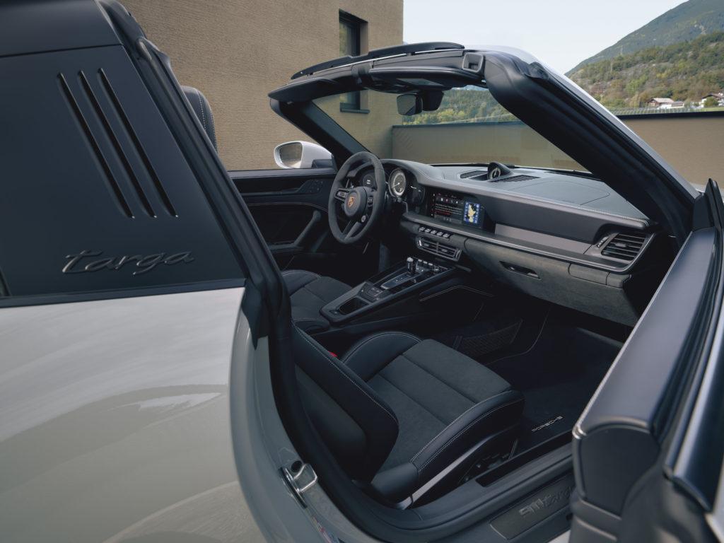 Nowe Porsche 911 Targa 4 GTS (fot. Porsche)