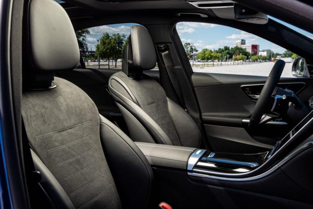 Nowy Mercedes klasy C (fot. Mercedes-Benz)
