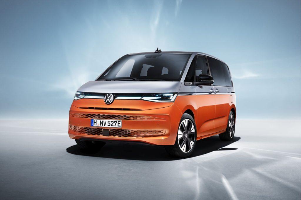 Nowy Volkswagen Multivan (fot. VW)