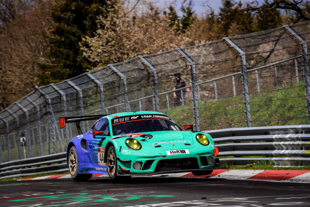 ADAC TOTAL 24h Nürburgring (fot. mat. prasowe)