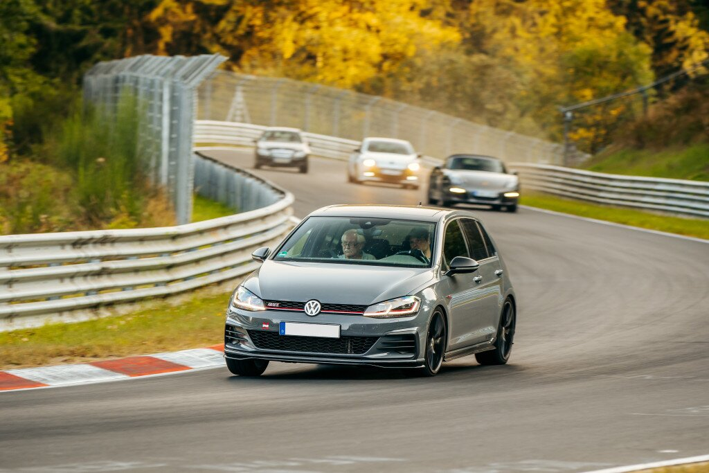 Nürburgring Touristenfahrten (fot. mat. prasowe)