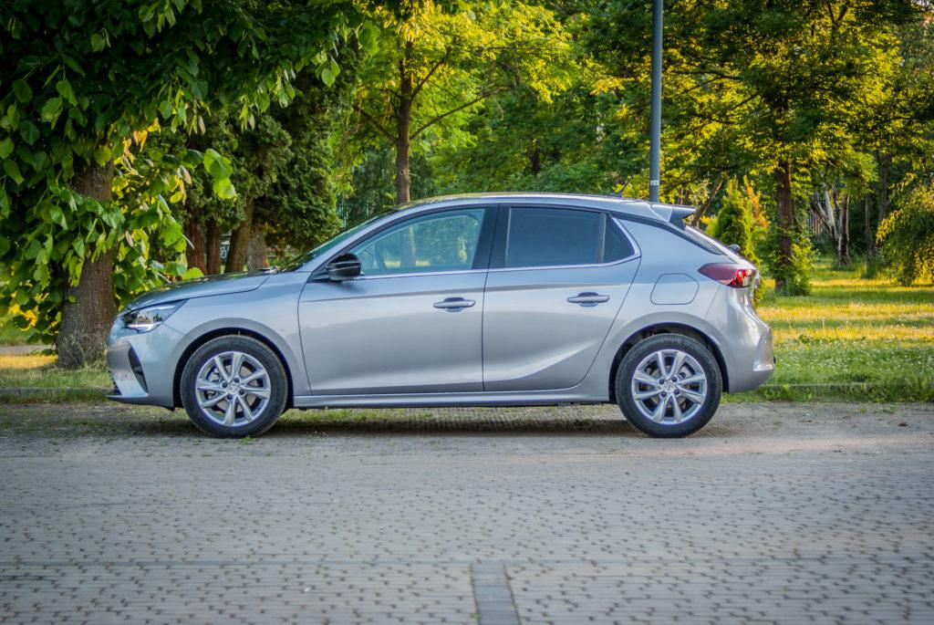 Opel Corsa Elegance (fot. Jakub Kornacki / Automotyw.com)