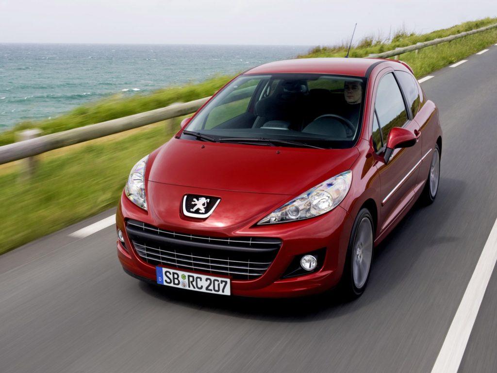 Peugeot 207 THP