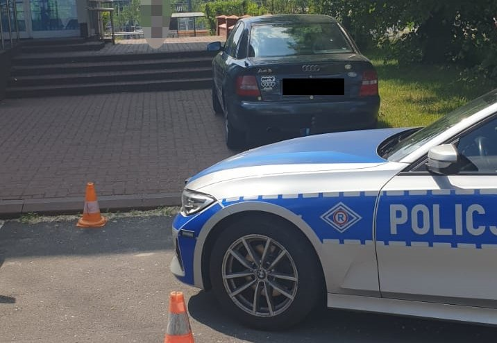 Pijany: Policja zatrzymanie alkohol kontrola (fot. Policja)