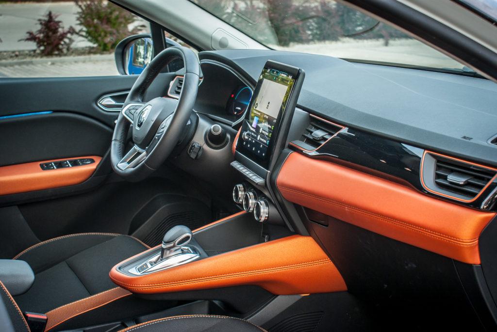 Renault Captur E-Tech Plug-in Hybrid (fot. Jakub Kornacki / Automotyw.com)