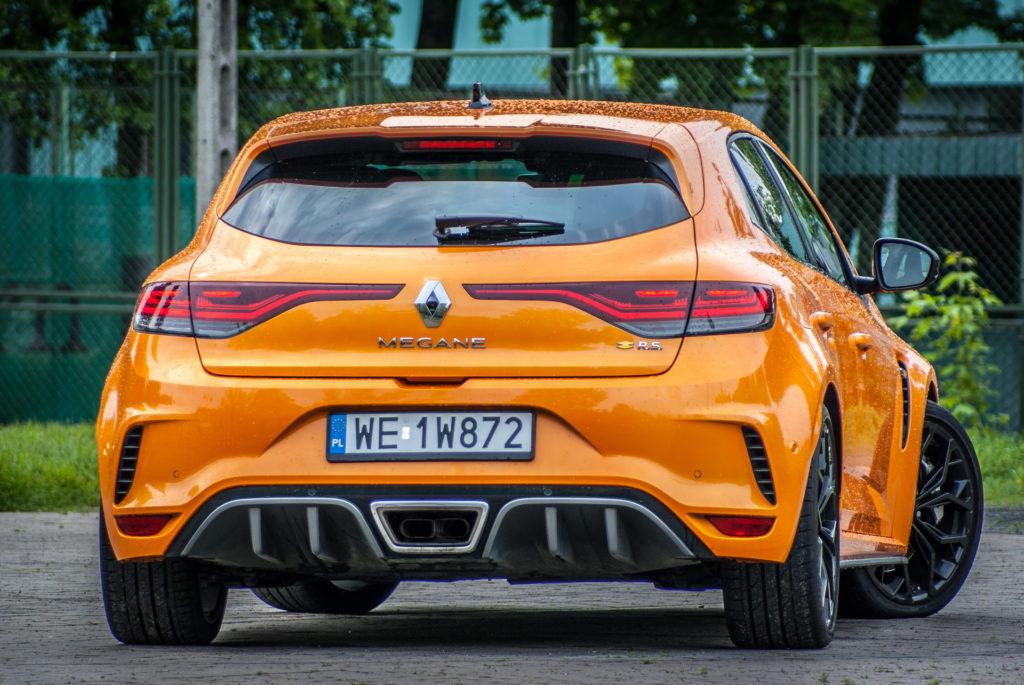Renault Megane R.S. (fot. Jakub Kornacki / Automotyw.com)