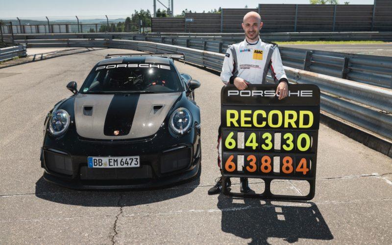 Porsche 911 GT2 RS (fot. Porsche)