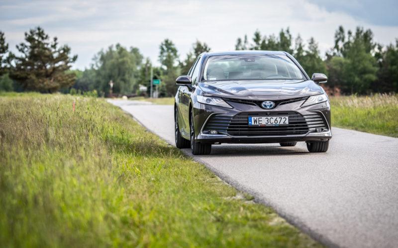 Toyota Camry (fot. Łukasz Walkiewicz / Automotyw.com)