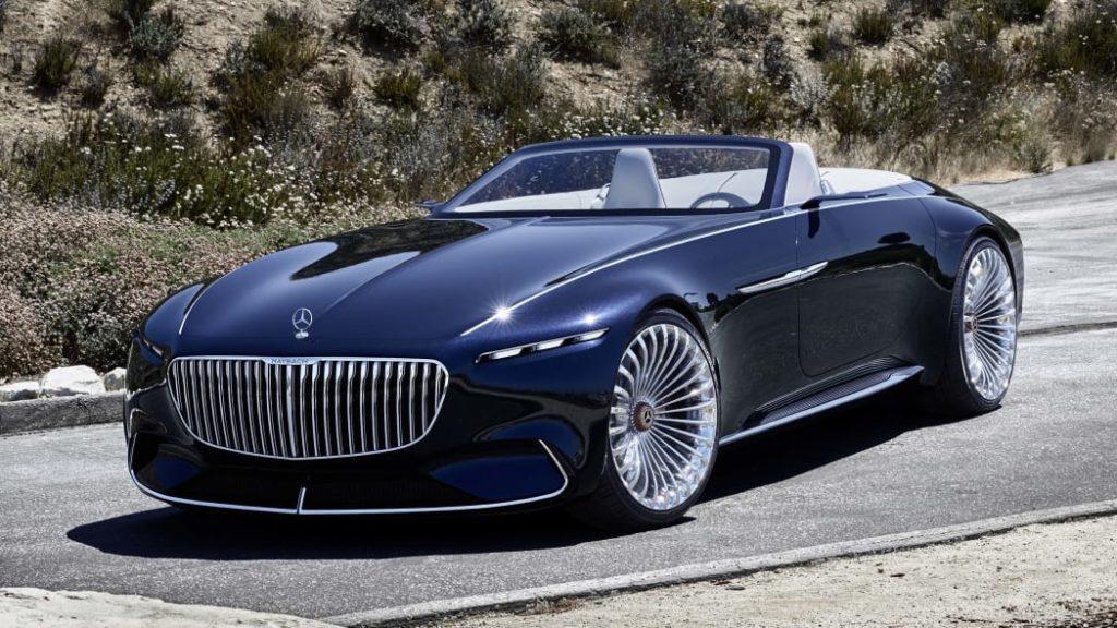 Vision Mercedes-Maybach 6 (fot. Mercedes-Benz)