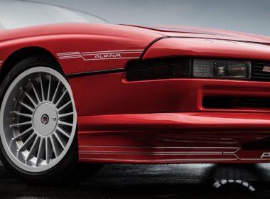 BMW ALPINA B12 5.7 Coupé (fot. mat. prasowe)