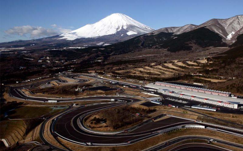 Fuji Speedway (fot. www.racingcircuits.info)