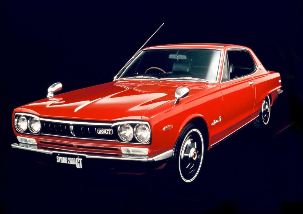 Nissan Skyline 2000 GT