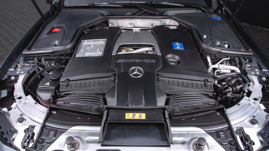 Mercedes-AMG E63 S+ 4Matic Posaidon (fot. mat. prasowe)