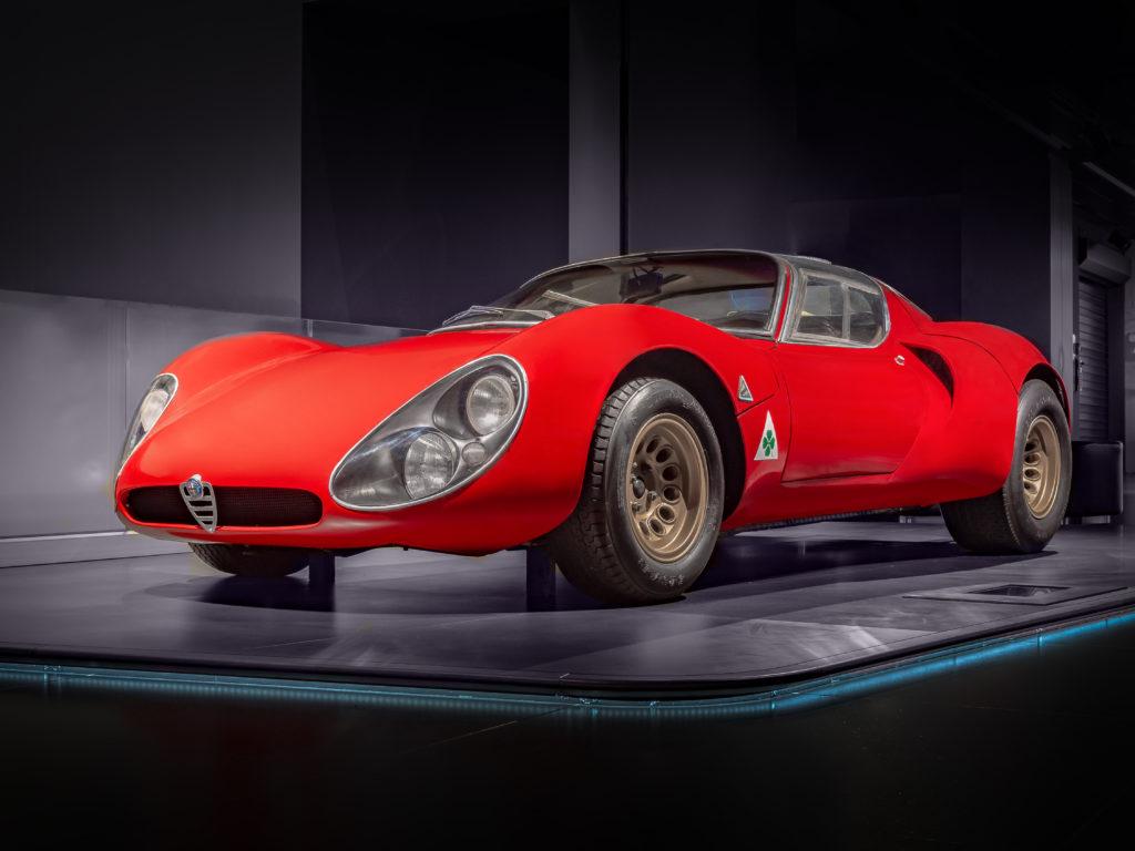1967 Alfa Romeo 33 Stradale Prototipo