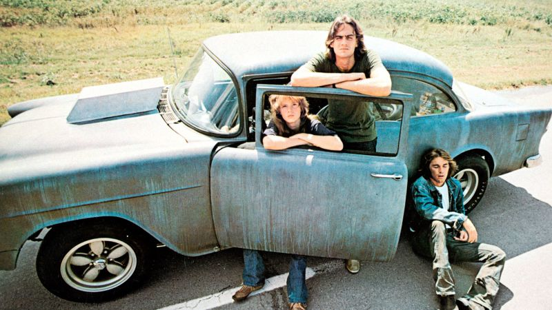 film Two-lane blacktop (fot. mat. prasowe)