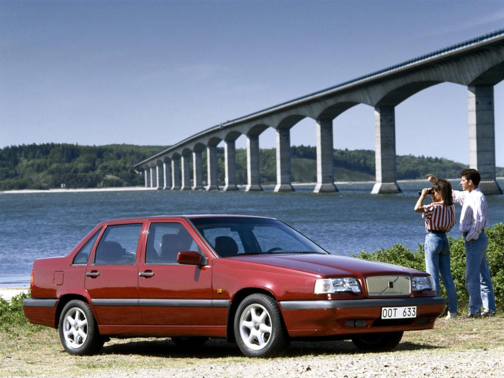 Volvo 850 (fot. mat. prasowe)