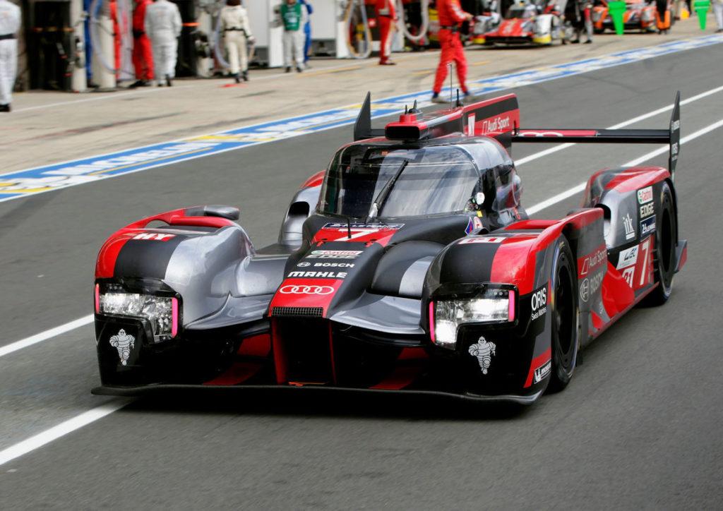 Audi 24h Le Mans