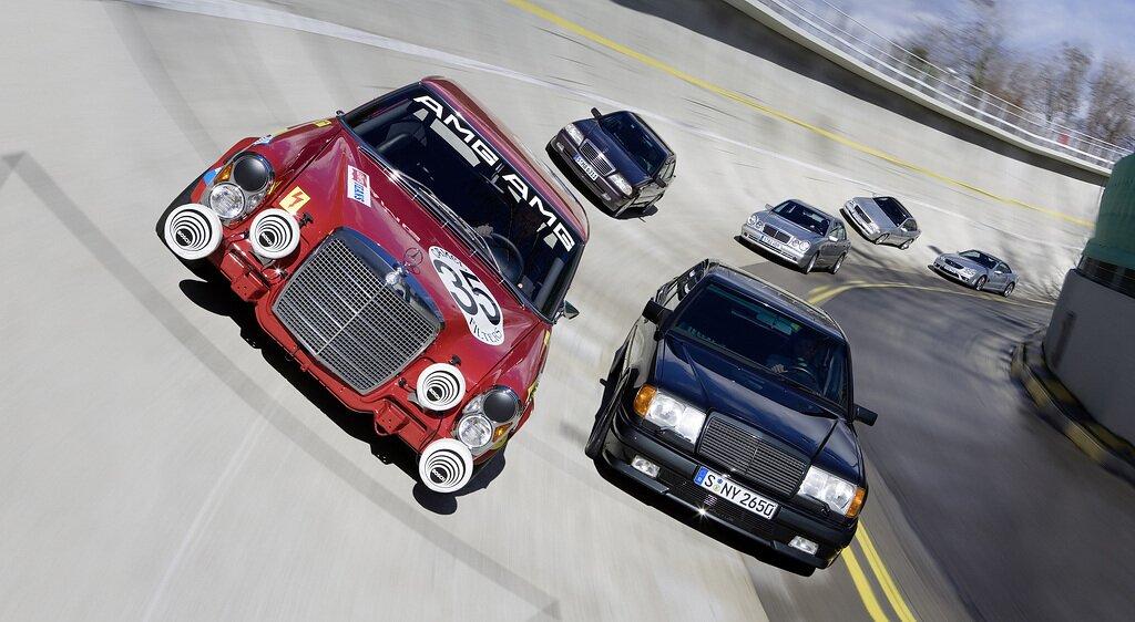 Mercedesa 300 SEL 6.8