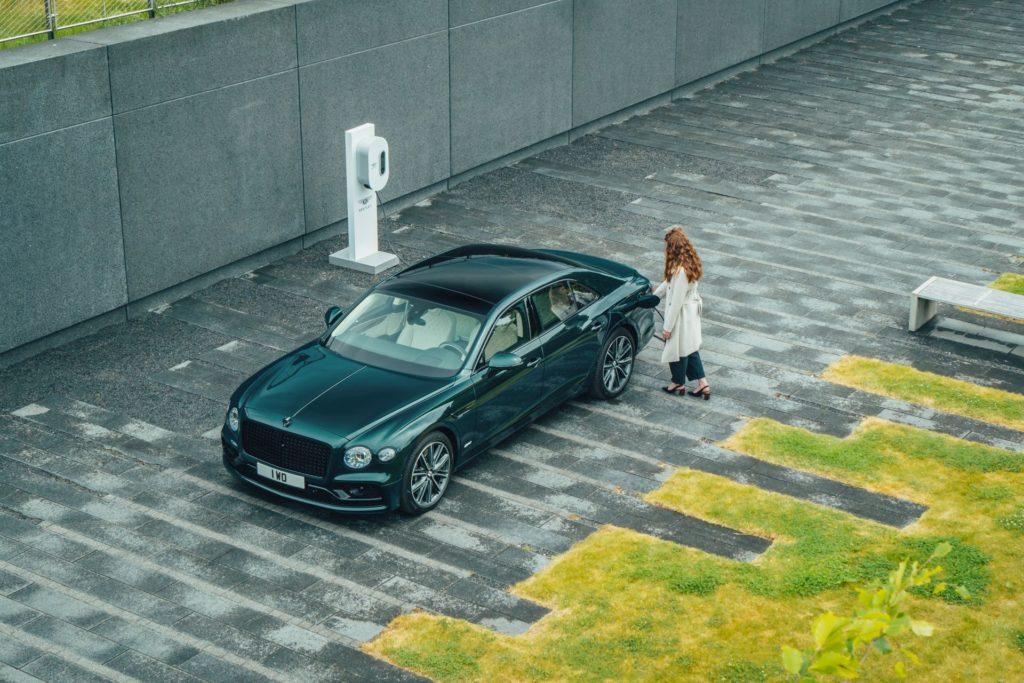 Bentley Flying Spur Hybrid (fot. Bentley)