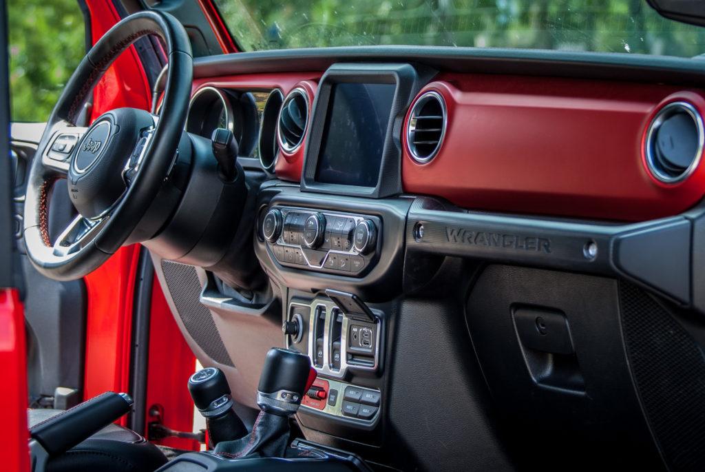 Jeep Wrangler Rubicon (fot. Jakub Kornacki / Automotyw.com)