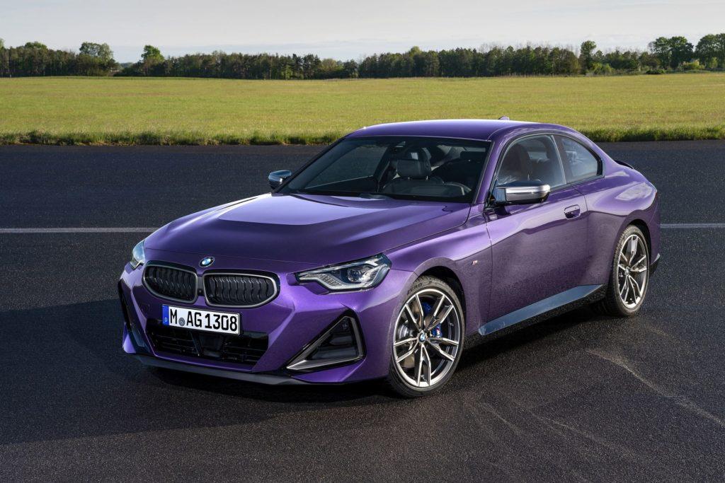 BMW Serii 2 Coupé (fot. BMW)
