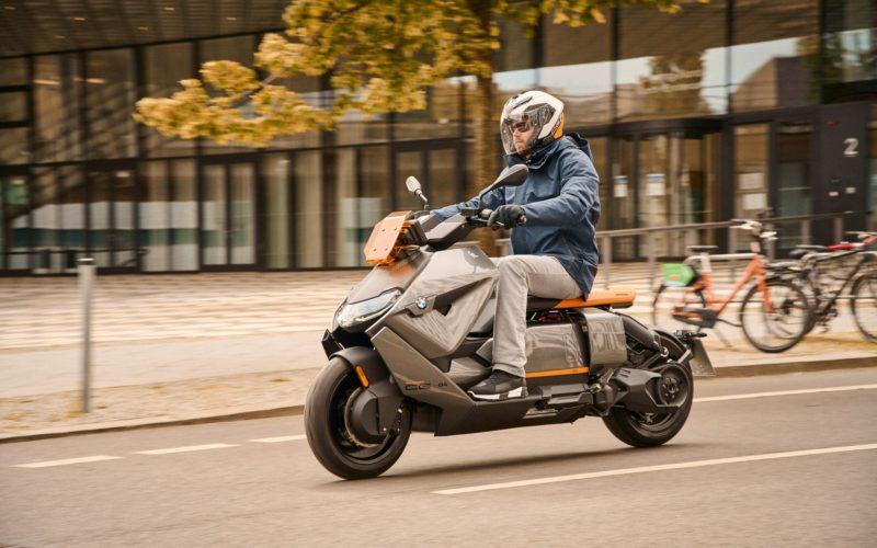 BMW CE 04 (fot. BMW Motorrad)