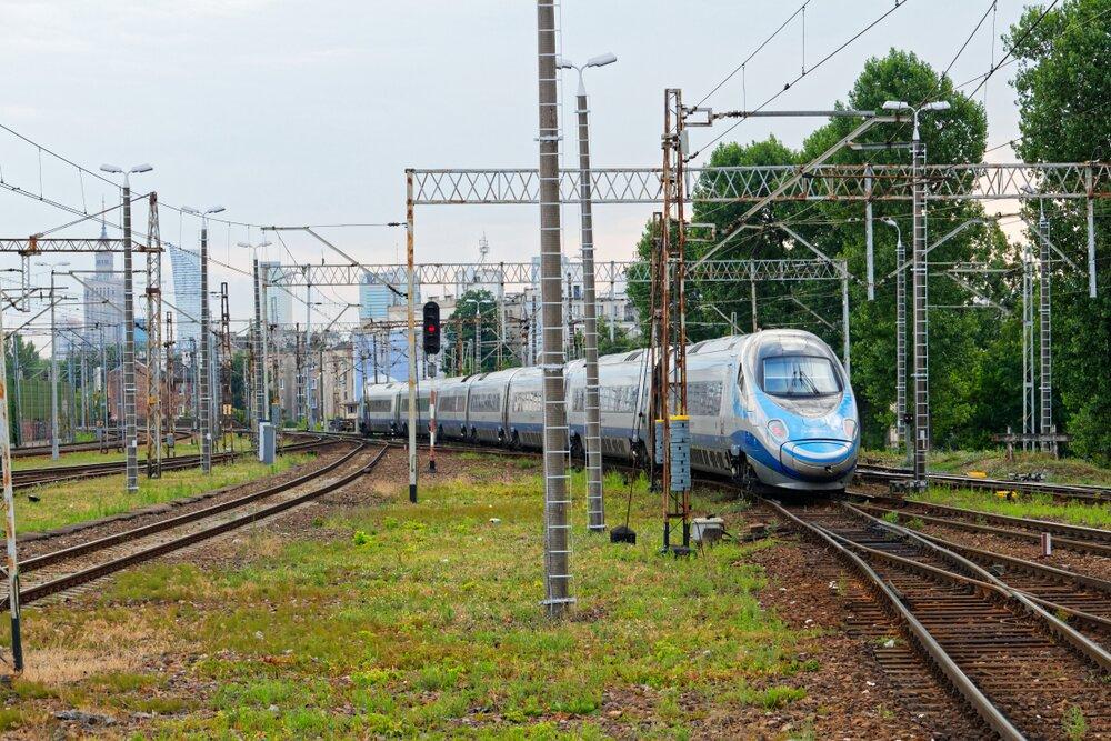 Pendolino pociąg