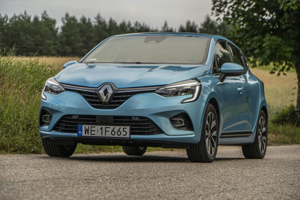 140 KM w Renault Clio