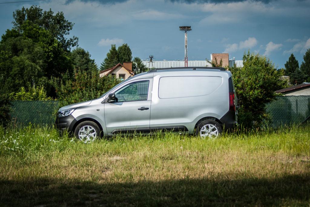 Renault Express Van (fot. Jakub Kornacki / Automotyw.com)