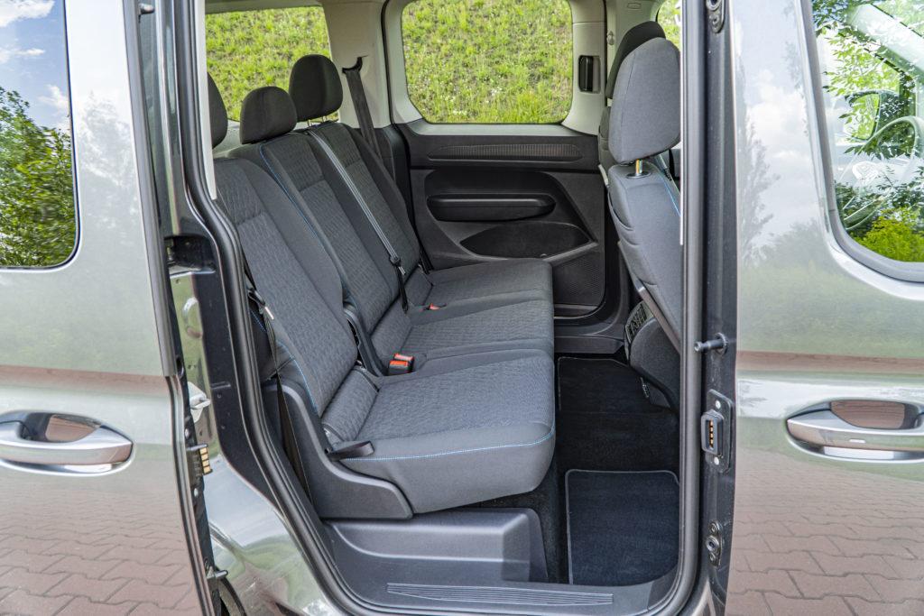 Kanapa Volkswagen Caddy