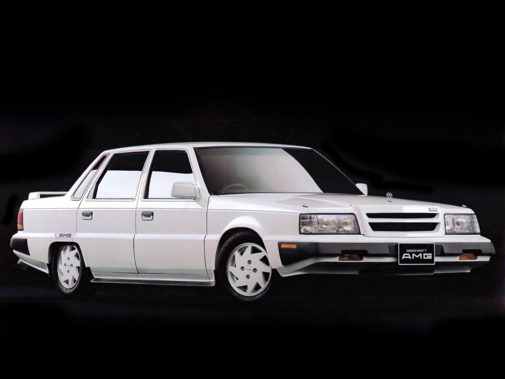 Mitsubishi Debonair v3000 Royal