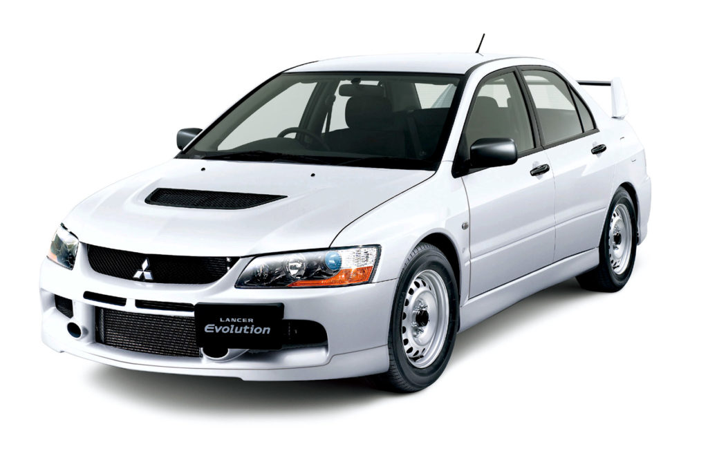 Mitsubishi Lancer Evolution IX RS 1