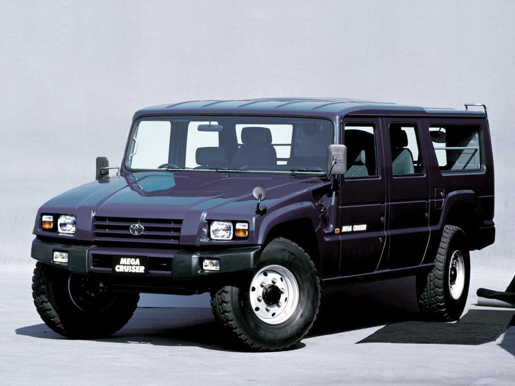 Toyota Mega Cruiser 6 - prawie jak Hummer