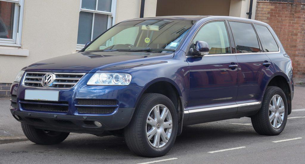 Volkswagen Touareg I generacji