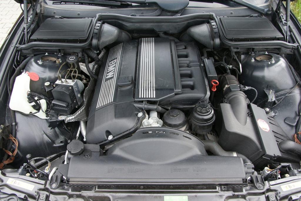 wolnossący BMW M54