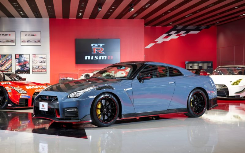 Nissan GT-R Nismo 2022 Special Edition (fot. Nissan)