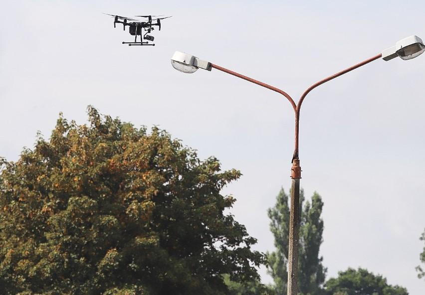 Dron policyjny