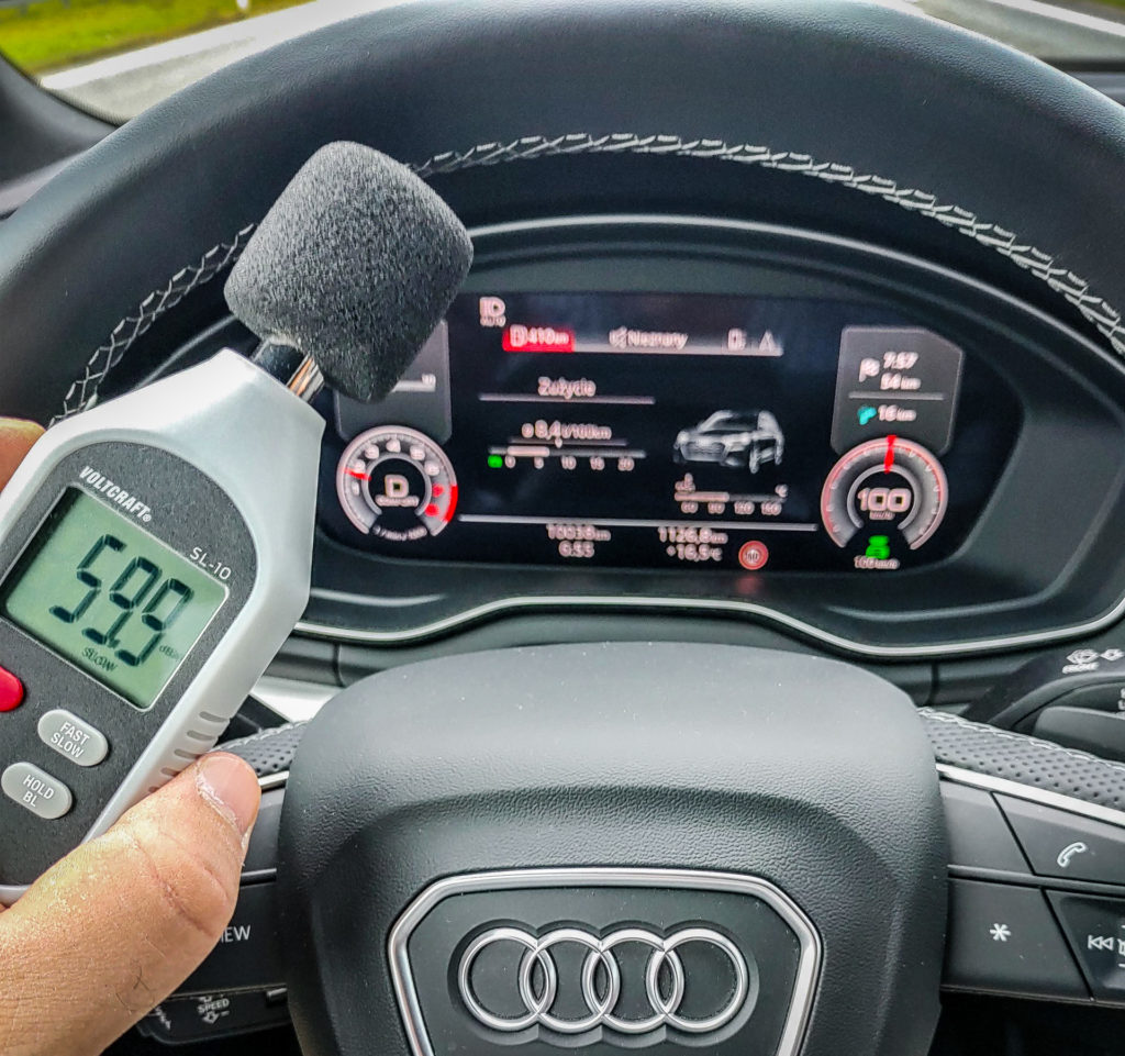 Audi Q5 Sportback 45 TFSI quattro (fot. Jakub Kornacki / Automotyw.com)