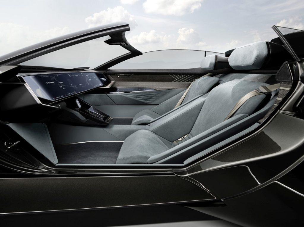 Audi SkySphere Concept (fot. Audi)