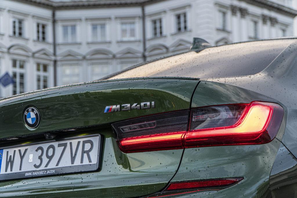 BMW M340i xDrive (fot. Łukasz Walkiewicz / Automotyw.com)