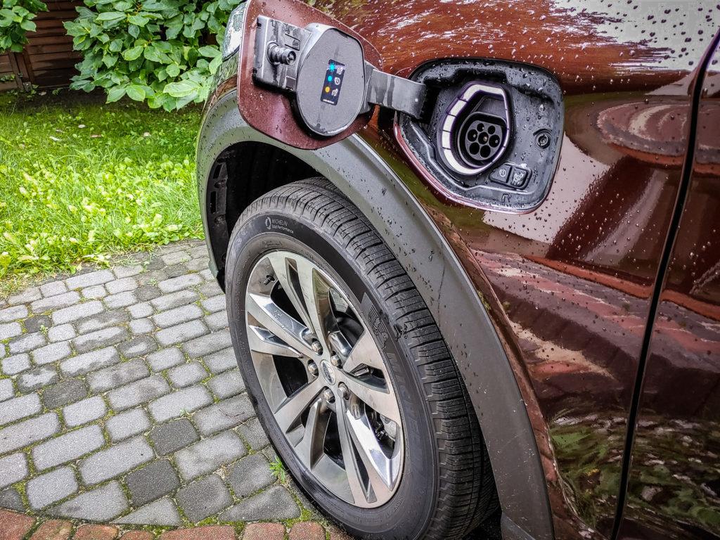 Ford Explorer PHEV (fot. Jakub Kornacki/Automotyw.com)