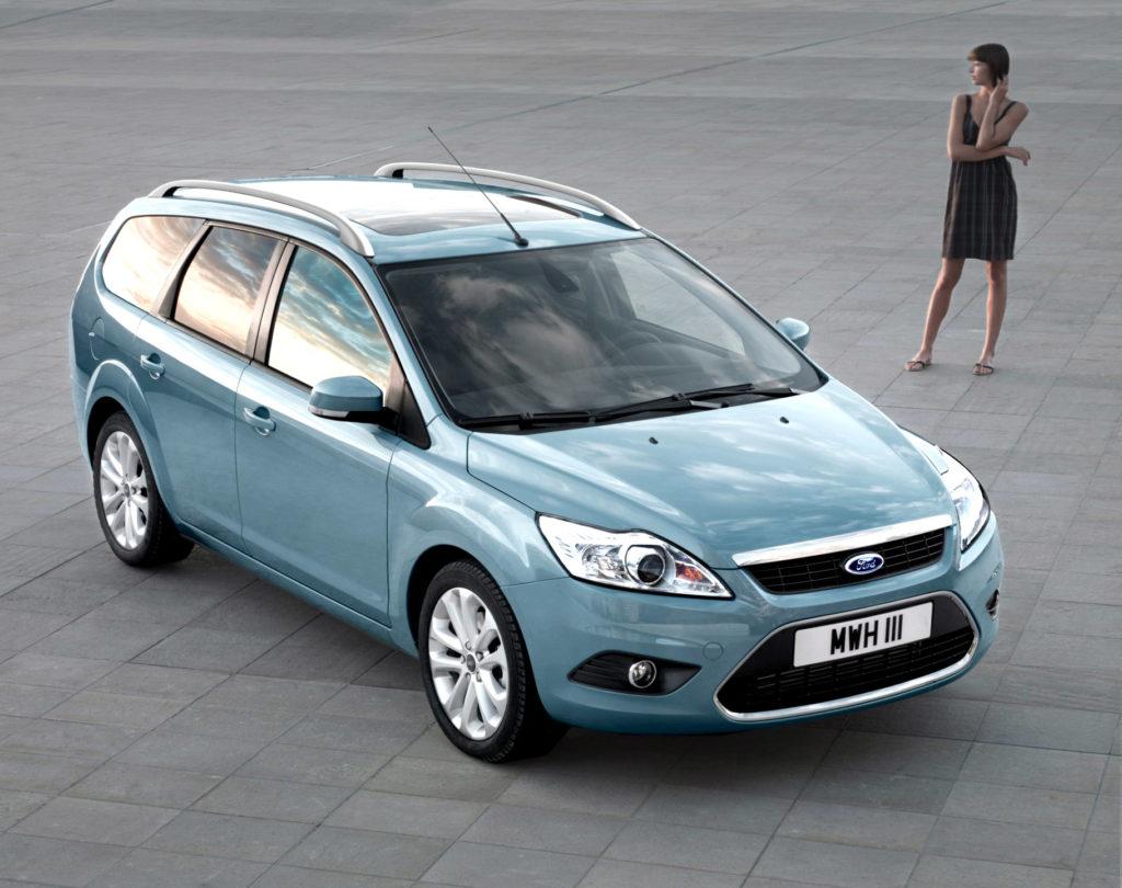 Ford Focus II 1.6 16V