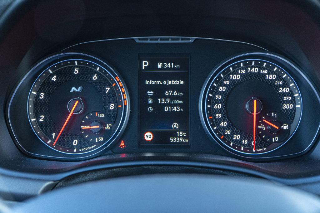 ile pali Hyundai i30 N